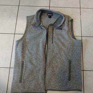 Patagonia Mens Better sweater fleece vest XL